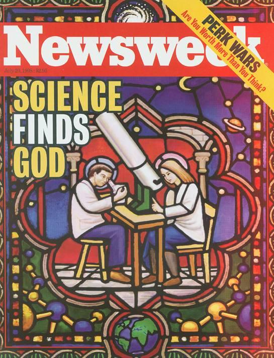 tiede löytää Jumalan